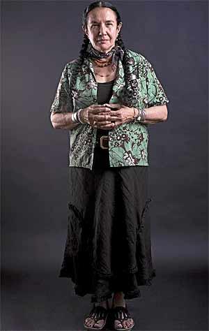 Mary Ellen Mark, en una imagen de 2007. (Foto: Carlos Alba)