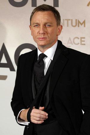 Craig deja a un lado el glamour de James Bond. (Foto: REUTERS)