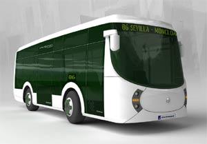El autobús dispone de gran visibilidad, plataforma de acceso y suspensión neumática. (Foto: Mormendi)