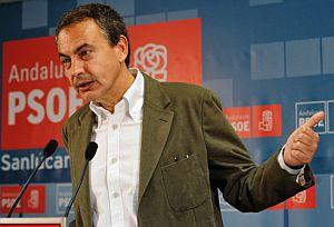 El presidente del Gobierno, José Luis Rodríguez Zapatero. (Foto: AFP)