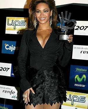 Beyoncé. (Foto: EFE)