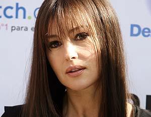 Monica Bellucci. (Foto: AFP)