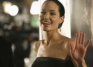 Angelina Jolie. (Foto: REUTERS)