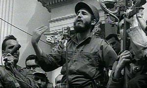 El presidente cubano en una de las imágenes del documental. (Foto: TV3)