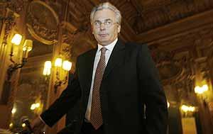 El juez Baltasar Garzón, en un acto reciente. (Foto: Reuters)