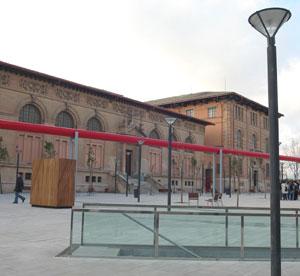 'En la Plaza del Tubo no molestarían'. (Foto: Pep Vicens)