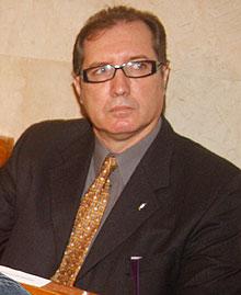 José Gómez Navarro, 'Pepote'.