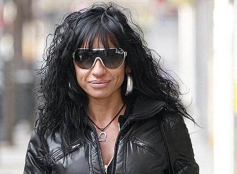 Daniela, la 'stripper' que actuó en la cárcel de Picassent. (Foto: José Cuéllar)