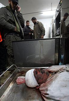 Siam, asesinado hoy. (AFP)