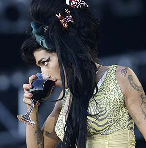 Winehouse. (Foto: REUTERS)