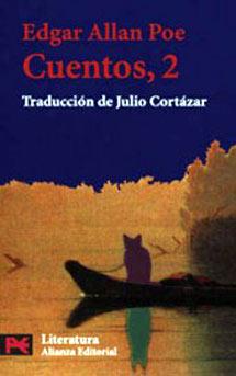Volumen de cuentos de Alianza Editorial.