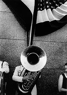 'Mitín político, Chicago' (1956). (Foto: IVAM)
