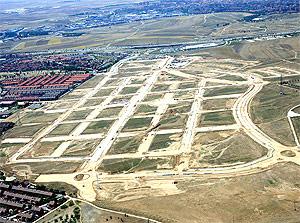 Buenavista es uno de los terrenos donde se levantarán las viviendas. (Foto: ELMUNDO.ES)