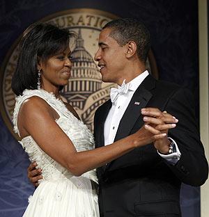 Michelle y Barack Obama. (Foto: Reuters)
