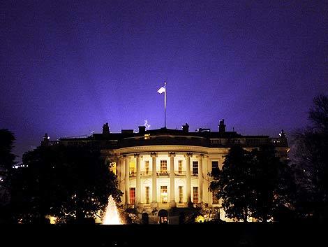 Imagen de la Casa Blanca. (Foto: EFE)