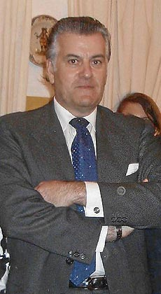 Luis Bárcenas. | Ana García