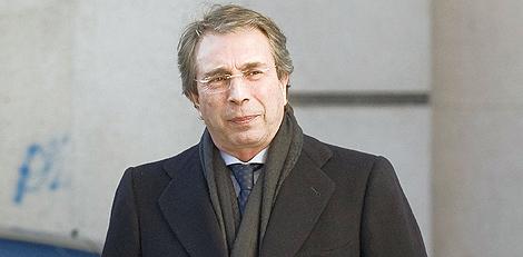 El presidente del Valencia, Vicente Soriano. | EFE