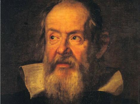 Galileo Galilei, retratado por Justus Schustermans. | El Mundo
