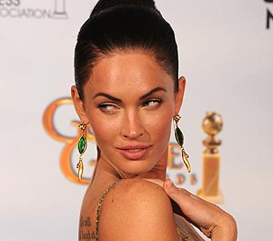 Megan Fox | AFP