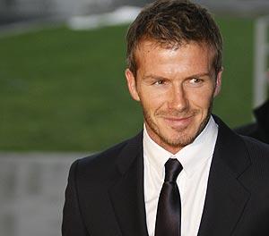 David Beckham   AP