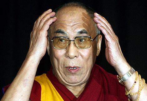 El Dalai Lama.   REUTERS