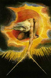 La portada se sirve del cuadro de William Blake