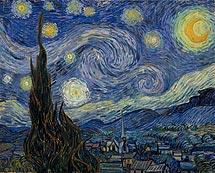 'Noche estrellada'. | EFE