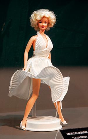Una de las muñecas que se exhibirán en Valencia. | A. Marcos