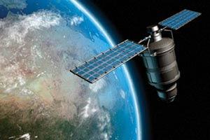 Una recreación artística del satélite Iridium. (Foto: NASA)