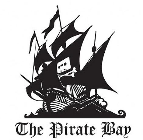 Logo de 'The Pirate Bay'