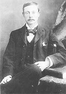 El escritor W. W. Jacobs