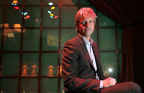Chris DeWolfe, cofundador de MySpace, durante su entrevista en Barcelona. | Santi Cogolludo