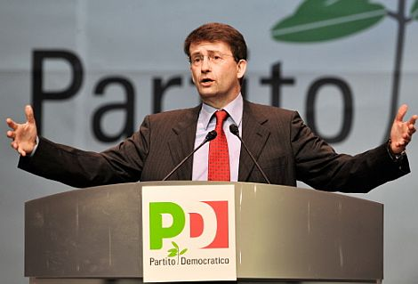 Franceschini liderará al partido hasta el congreso de octubre. | AFP