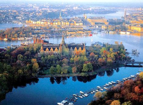 Paisaje de Estocolmo. | STOCKHOLM VISITORS BOARD | Richard Ryan
