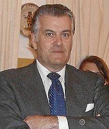 Luis Bárcenas . | Foto: A. García