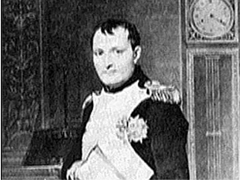 Imagen de Napoléon Bonaparte.