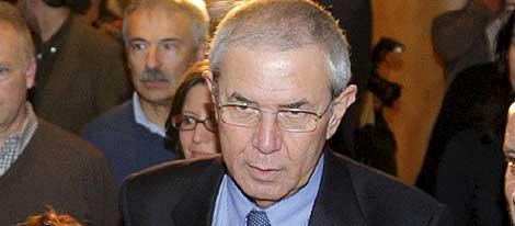 Emilio Pérez Touriño.  Efe