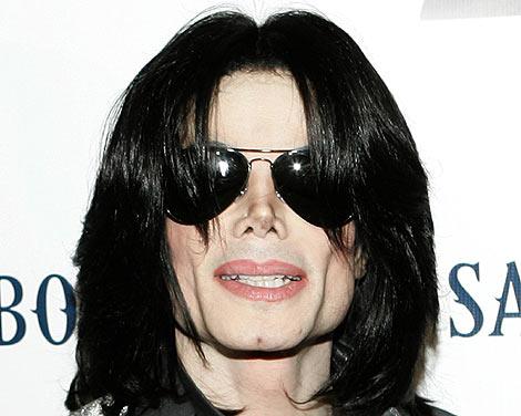 La estrella del pop Michael Jackson.   Foto: AP