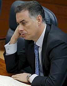 López Viejo, diputado autonómico de Madrid.