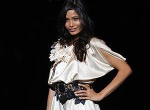 Freida Pinto, nueva 'chica Allen'.   Reuters