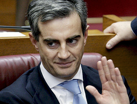 El 'número 2' del PP valenciano, Ricardo Costa. | Efe