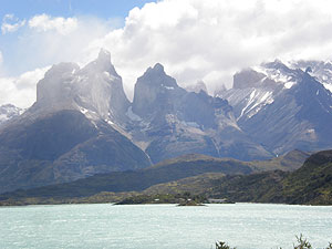 Uno de los paisajes que ofrecía el parque Torres del Paine. (Foto: W. F.)
