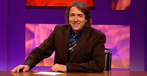 El polémico presentador británico Jonathan Ross. (Foto: BBC)