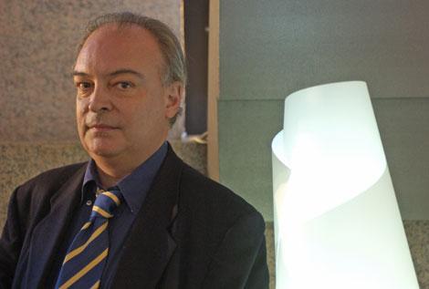 El escritor Enrique Vila-Matas.  Foto: Begoña Rivas
