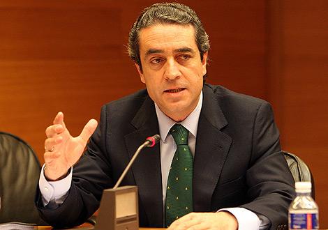Víctor Campos, ex presidente de la Generalitat Valenciana. | Alberto Di Lolli