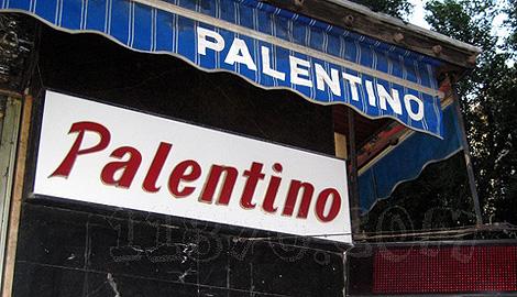 Barl el Palentino situado en pleno centro de Madrid. (Foto: Web 11870)