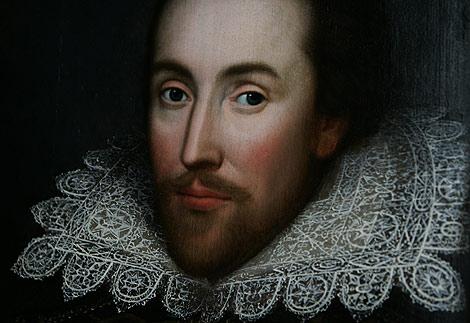 El retrato de William Shakespeare. | Foto: AP