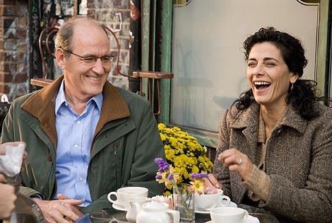 Richard Jenkins y Hiam Abbass protagonizan el filme.
