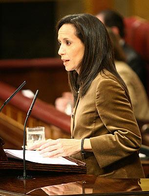 Beatriz Corredor en el Congreso | ELMUNDO.ES
