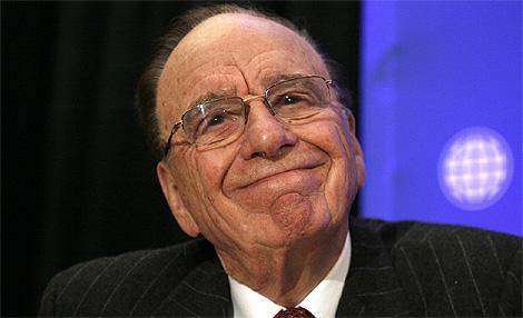 El magnate australiano Rupert Murdoch. (Foto: Reuters)
